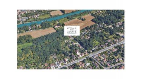 immobilier ecologique à Montévrain