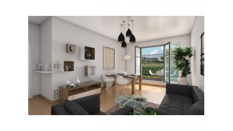 immobilier basse consommation à Montévrain