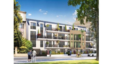 Appartement neuf Le Clos Saint-Louis investissement loi Pinel à Villemomble