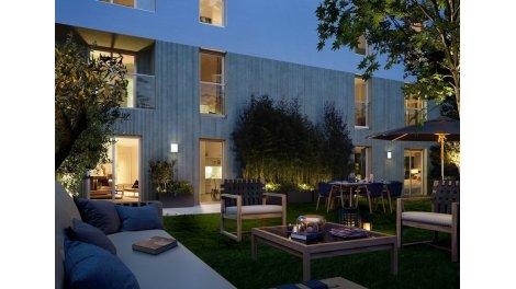 Appartement neuf Eterni't investissement loi Pinel à Sceaux
