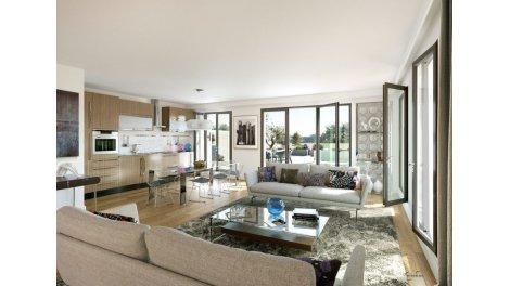 Appartement neuf Avenue Albert éco-habitat à Chennevieres-sur-Marne
