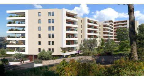 Appartement neuf Les Hauts de Clerissy à Marseille 12ème