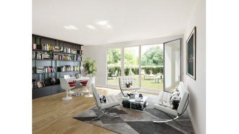 Appartement neuf Les Terrasses de Chanzy éco-habitat à Livry-Gargan