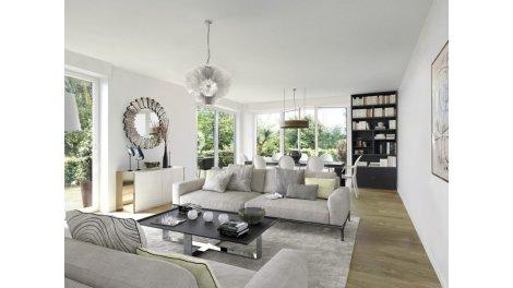 Appartement neuf Esprit Canal éco-habitat à Vaires-sur-Marne