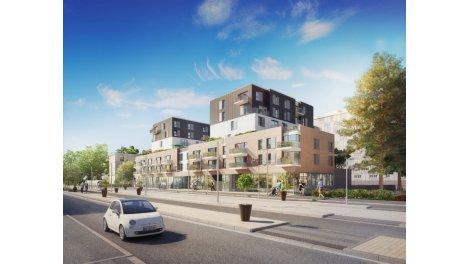 Appartement neuf 21 Avenue Paul Valéry à Sarcelles