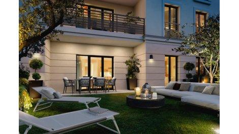 Appartement neuf Villa Demoiselles éco-habitat à Saint-Cyr-l'Ecole