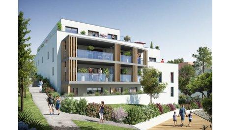 Appartement neuf Jardin de l'Arche à Montpellier