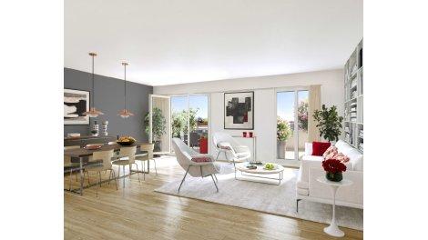 Appartement neuf Central Plaza investissement loi Pinel à Juvisy-sur-Orge