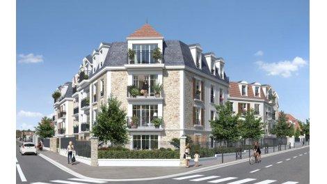 Appartement neuf Le Clos des Vignes éco-habitat à Villiers-sur-Marne