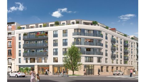 Appartement neuf Le Voltaire à Asnieres-sur-Seine