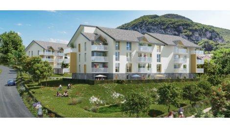 Appartement neuf Jardins Mandallaz à La Balme-de-Sillingy