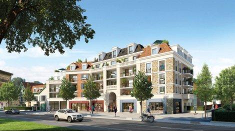Appartement neuf Le Domaine des Vergers éco-habitat à Clamart