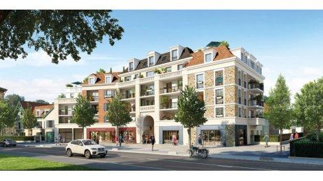 Appartement neuf Le Domaine des Vergers investissement loi Pinel à Clamart