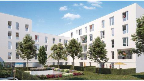 Appartement neuf Golden Green investissement loi Pinel à Bezons