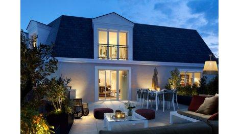 Appartement neuf Pavillon Mansart à Clamart