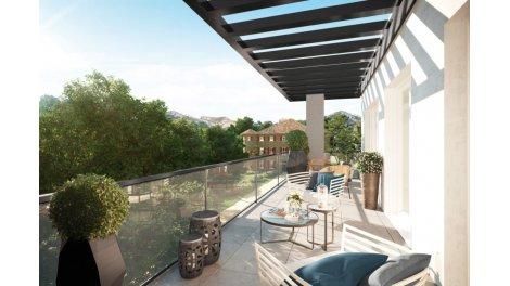 Appartement neuf Les Terrasses du Chateau à Roquevaire