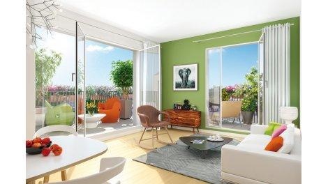 Appartement neuf Intimis't éco-habitat à Roissy-en-Brie
