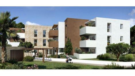 Appartement neuf Villa des Grèzes à Montpellier