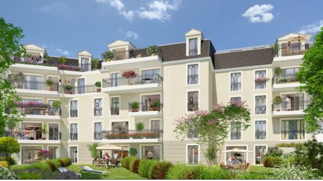 Appartement neuf Les Horizons à Chatillon