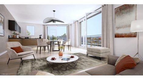 Appartement neuf Drancy investissement loi Pinel à Drancy