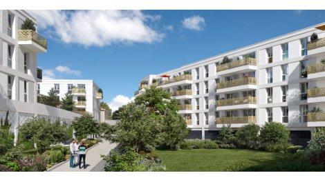Appartement neuf Résidence Crétier à Sevran