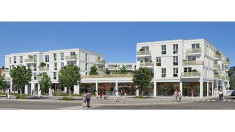 Appartement neuf Résidence Crétier éco-habitat à Sevran