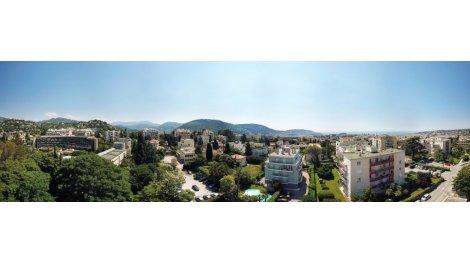 Appartement neuf Scuderi investissement loi Pinel à Nice