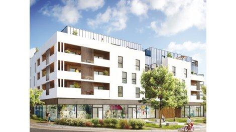 Appartements neufs Résidence Canopée éco-habitat à Bayonne