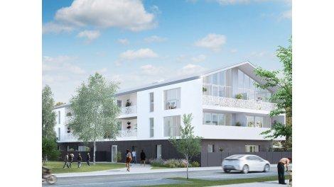 Appartement neuf Green Park éco-habitat à Villenave-d'Ornon