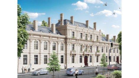 Appartements neufs L'Hôtel Particulier éco-habitat à Bordeaux