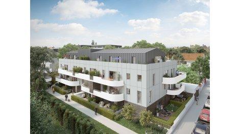 Appartements neufs Baiona Bihotza éco-habitat à Bayonne