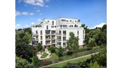Appartement neuf Résidence Novéa investissement loi Pinel à Noisy-le-Sec