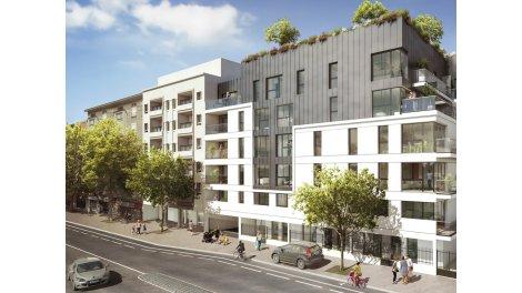 Appartements neufs 1ère Avenue investissement loi Pinel à Chaville