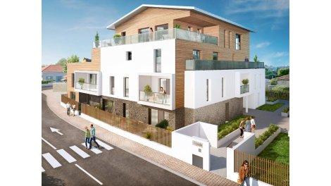 Appartement neuf L'Odyssée éco-habitat à La Teste de Buch