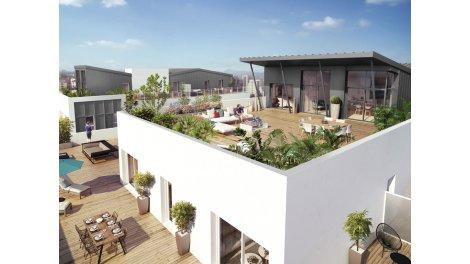 Appartements neufs Le Carré Saint-Jean éco-habitat à Anglet