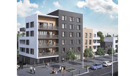Appartements et maisons neuves Envergure investissement loi Pinel à Nanterre