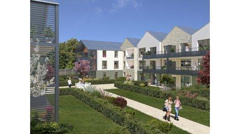 Appartements et maisons neuves Résidence les Floralys à Claye-Souilly