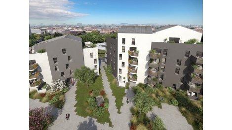 Appartements neufs Coeur de Ville éco-habitat à Anglet