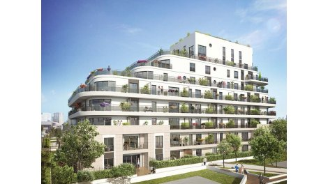 Appartement neuf Nouvel Horizon éco-habitat à Colombes