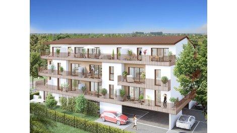 Appartement neuf Villa Cassagne éco-habitat à Cenon