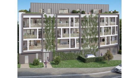 Appartements neufs M de Marracq éco-habitat à Bayonne
