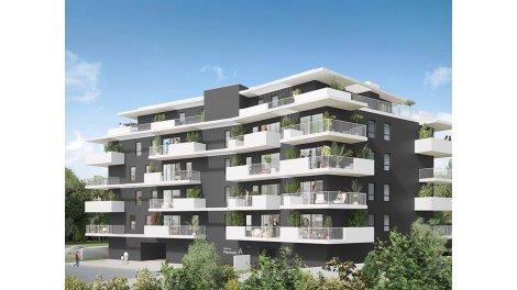 Appartements neufs Résidence Plénitude investissement loi Pinel à Billère