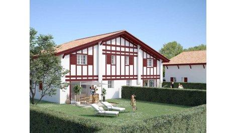 Maisons neuves Le Hameau de Mila à Villefranque