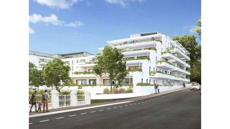 Appartement neuf Vill'Harmonia éco-habitat à Pau