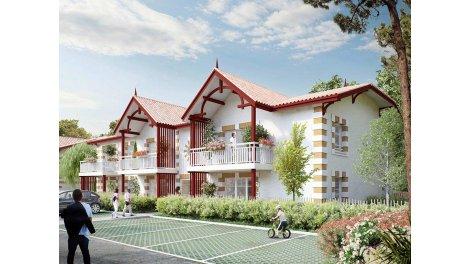 Appartement neuf Azuréa éco-habitat à Andernos-les-Bains