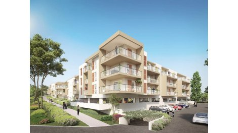 Appartement neuf Terra Verde à Draguignan