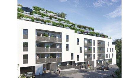 Appartement neuf Patio Nova éco-habitat à Gentilly
