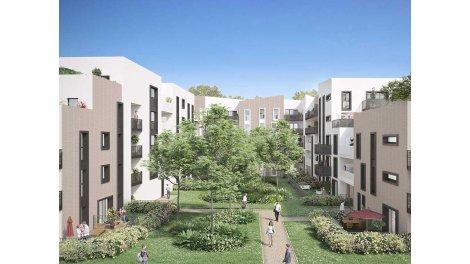 Appartement neuf Votre Future Résidence en Seine-et-Marne éco-habitat à Melun