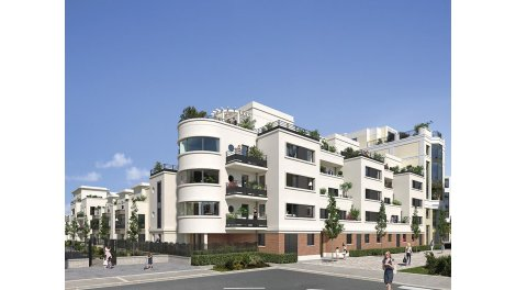 investir dans l'immobilier à Chessy
