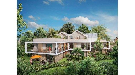 Appartement neuf Villa Pastré éco-habitat à Evry